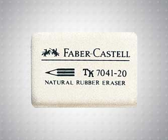 Гума Natural 7041-20 Faber-Castell